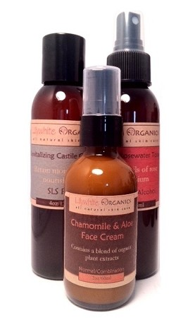 Organic Face Care Kit (Save $18)